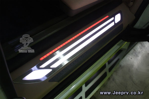 LED도어스커프