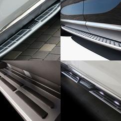 올뉴쏘렌토 사이드스텝/세원/GSC/오토그랜드/LED